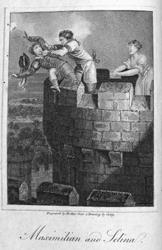 Illustration from Maximillian and Selina