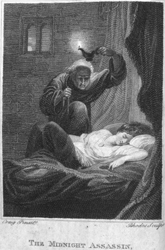 Illustration from the Midnight Assassin