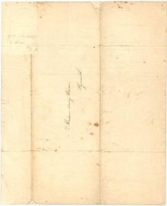 Letter from John Adams to Mercy Otis Warren, page 2
