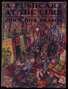 A Pushcart at the Curb by John Dos Passos