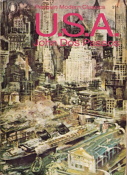 The 100 best novels: No 58 – Nineteen Nineteen by John Dos Passos (1932)