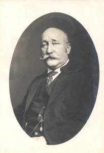 Portrait of Richard Duke
