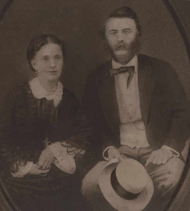 Mr. and Mrs. Gary