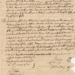 15 April 1763 (MSS 5084 / Box 1)