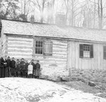 Amherst Indian Mission, Amherst Virginia. The school