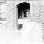 Virginia Randolph at Henrico training school 1930