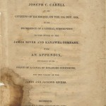jc cabell address 1834