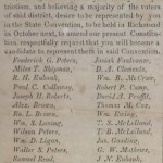 petition 1850