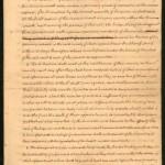 Thomas Jefferson to Joseph C. Cabell: Bill for Establishing a System of Public Education, p. 1 24 October 1817