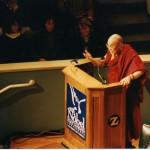 dalai lama at cabell hall
