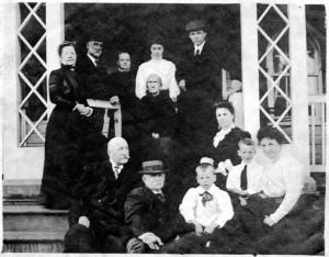 duke family 1909