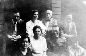 duke family 1921