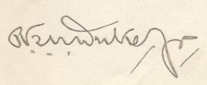 duke signature