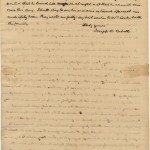Joseph Carrington Cabell to John Hartwell Cocke. 4 July 1826, p. 2