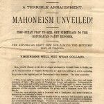 mahoneism pamphlet