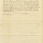 N. F. Cabell to Joseph C. Cabell, p.2 16 February 1846 (MSS 38-111 / Box 35)