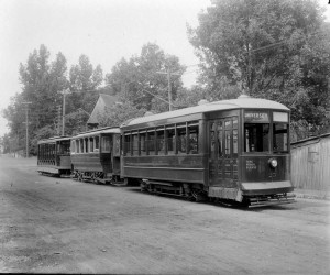 streetcar 1914